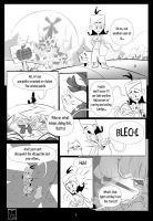 Halloween Comic 2015 - Page One by GCrosbie
