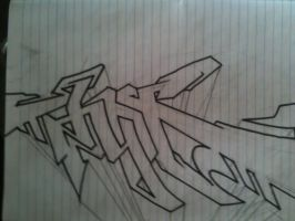 some kinda wild style by enves