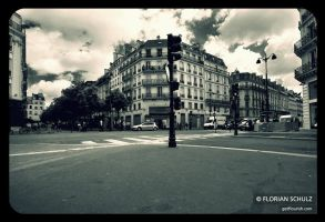 paris street by fL0urish