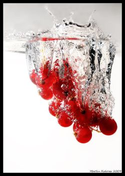 Fluid Dynamics - Redcurrant by hquer