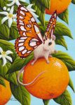 Orange Blossom by TabLynn