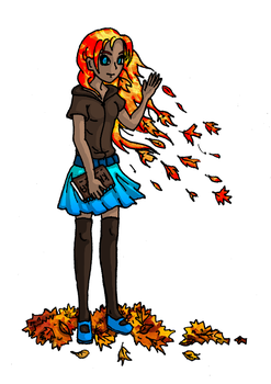 My Persona, Autumn Fyre by Autumn--Fyre