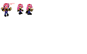 kay sprites by 100hypersonic