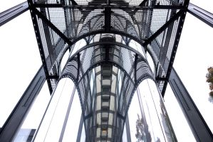 In the Steel Scaffold by Sportin-Life