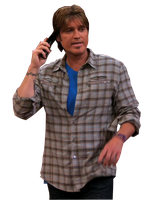 Billy Ray Cyrus PNG by itsthesuckzone
