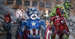 The Scavengers Assemble by CameronHarperArt