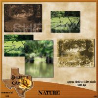 Photo Pack SC-005 Nature by Sherrys-Camera