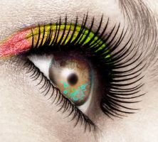 Eye shadow by hapycairbubbil