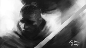 Yasuo, the Unforgiven by Alex-Chow
