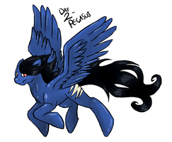 Day 2 pegasus by catlover1672