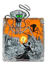 War of the worlds by Snake-Artist