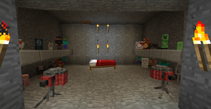 My cave with mods by pein078