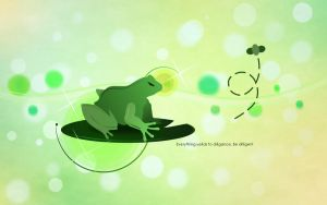 Gaia - Frog Green by Golden-Ribbon