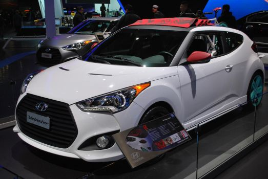 HYUNDAI Veloster C3 Roll Top Concept (II) by HardRocker78