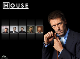 Dr. House (Wallpaper 25) by 11kaito11