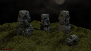 The legend of the stones continues..........still by MichaelG1234