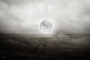 Fallen Moon by Secr3tDesign