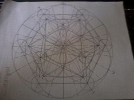 Sacred Geometry of my airship by Drums-with-Au-Heart