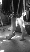 These are my Dancing Feet by cold-xx