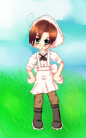Chibi Romano by Mirlin