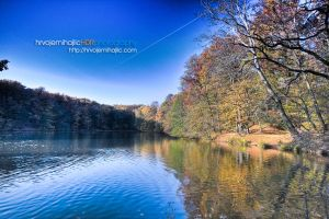 Autumn in Maksimir Park 09 HDR by hrvojemihajlic