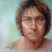 John Lennon by JACK-NO-WAR
