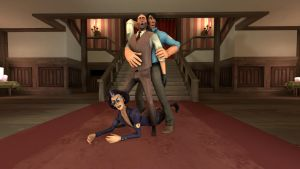 PSY Gentleman Remake by PrincessBloodyMary