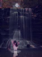 waterfall of dreams by TOVARDAMASO