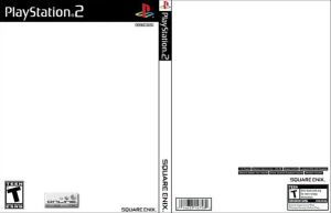 PS2 Game Cover F+B by WolfDragonGod