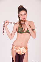 Slave Leia 07 by Darthsandr