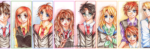 Harry Potter by Ginryuzaki