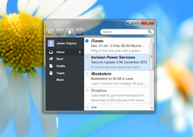 Mail App for Windows by jospinoj