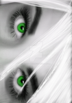 DP: Dani Phantom's eyes by fyreflye26