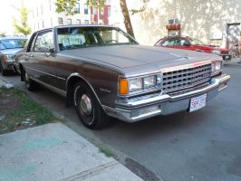 1980 Chevrolet Caprice Classic Coupe by Brooklyn47