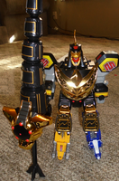 dragonzord combined! by TMNTFAN85