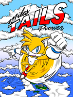 "Miles ""Tails"" Prower by JeremyAcorn"