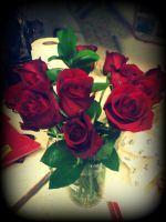 Roses (Edited Version 10) by sinisterinsomniac