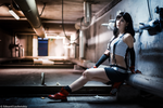 FFVII - Tifa 6 by KiaraBerry