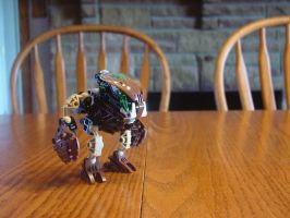 Great Bohrok Stop Motion by EricGroff