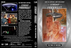 FARRAGUT PRICE OF ANYTHING DVD Cover--Standard by njr75003