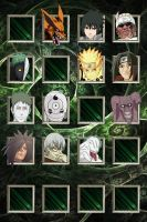 Naruto (War) Wallpaper by TheScarecrowOfNorway