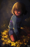 Undertale - Beginning by rochichan