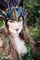 Forest Dragon Crown by Feral-Workshop