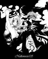 D.Grayman Halloween by inma