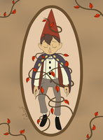 Over The Garden Wall - Lost Wirt by ProjectSNT