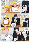 NaruSasu douji Pg 117 PhotoShoot by Cassy-F-E