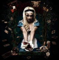Twisted Alice by Wickedbutterflly