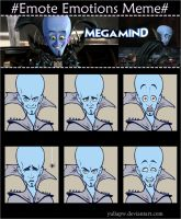 Emoticon Megamind by YuliaPW
