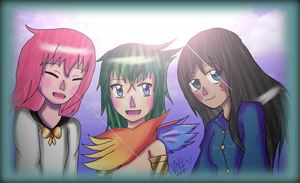 Friends 5-ever! Remake by Natyurerealm