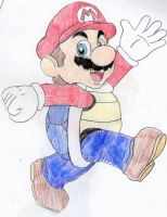Shell Mario by PuccadomiNyo